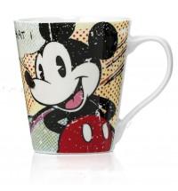 Mug Mickey Mouse Punti Rossi Porcellana Egan Topolino