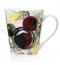 Mug Disney Mickey Mouse Graffiti Porcellana Egan Topolino