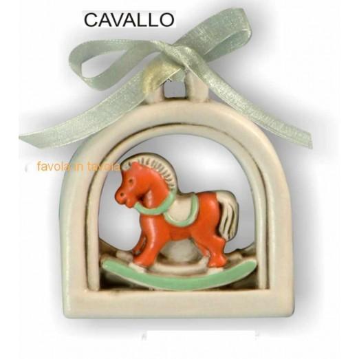 Bomboniera Lunetta Cavallo