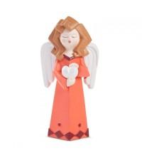 EGAN Ariel - Angelica dell'Amore GRANDE COLORE CERAMICHE EGAN