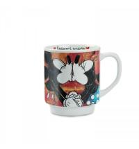 EGAN mug love rosso ml 300