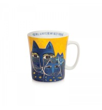 EGAN mug gialla LAUREL BURCH