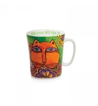 EGAN mug verde LAUREL BURCH