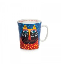 EGAN mug blu LAUREL BURCH