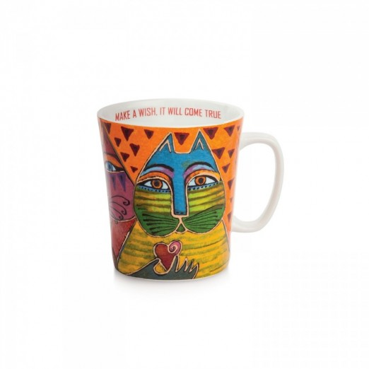 EGAN mug arancio LAUREL BURCH