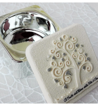 Bongelli preziosi scatola argento albero della vita