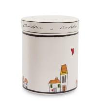 EGAN Barattolo Caffè le Casette CERAMICHE