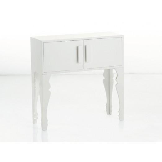 BRANDANI Mobile 2 ante laccato bianco mdf Brandani Gift Group ...