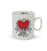 EGAN MUG K.HARING THREE DANCER