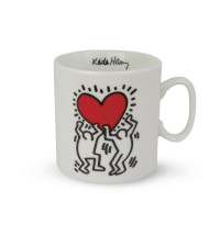 EGAN MUG KEITH HARING TWO DANCER