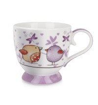 EGAN TAZZA TEA FOR TWO VIOLA
