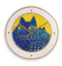 EGAN OROLOGIO LAUREL BURCH GIALLO D.38
