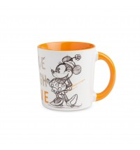 EGAN MUG MINNIE LIVE LAUGH LOVE ARANCIO