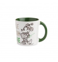 EGAN MUG MINNIE LIVE LAUGH LOVE VERDE